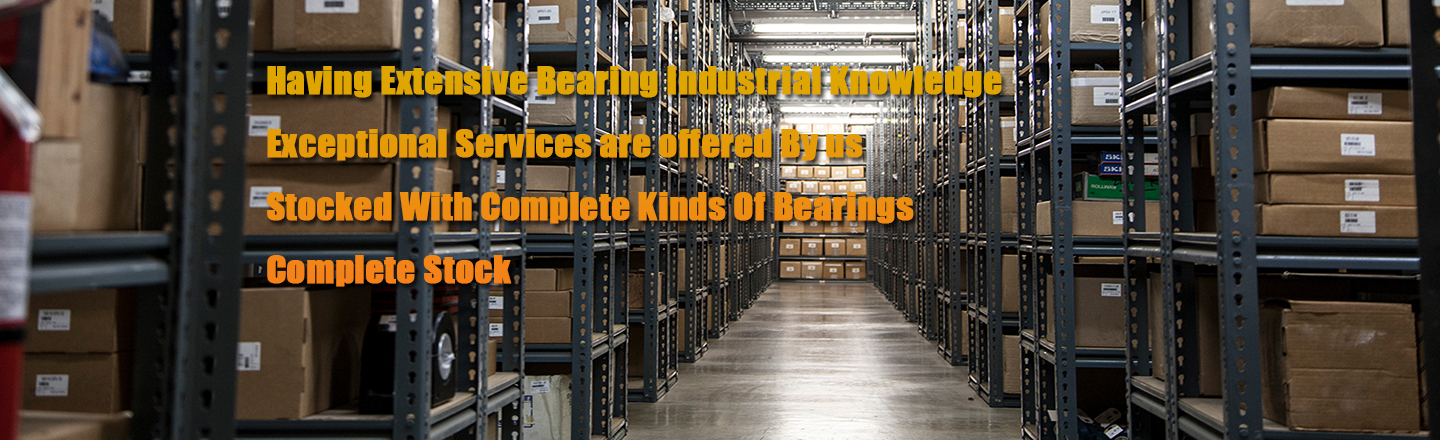 Having Extensive Bearing Industrial Knowledge